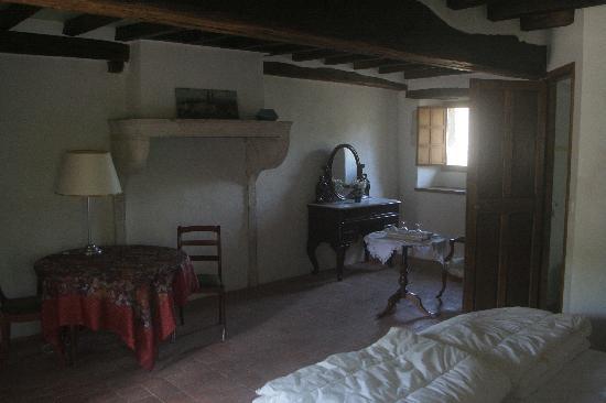 Chateau de Nobles : La chambre