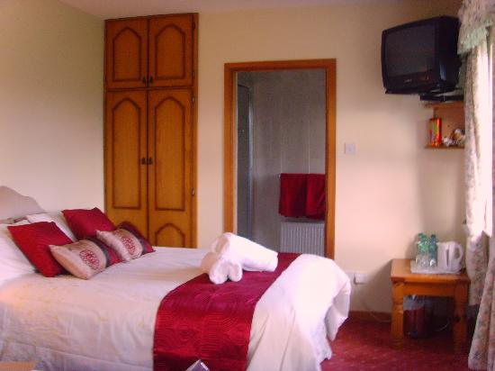 Guest Rooms at Rockmount B&B
