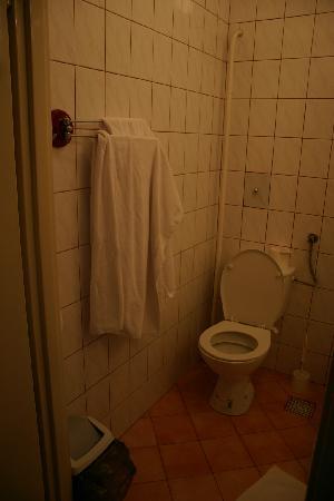 Hotel Gromada Torun: bathroom 3
