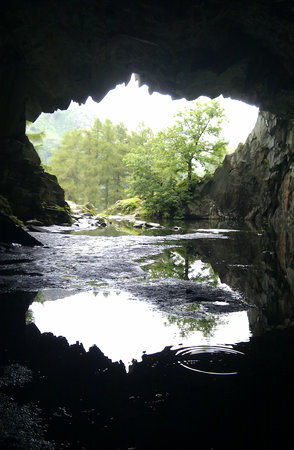 Windermere, UK: Rydal Cave