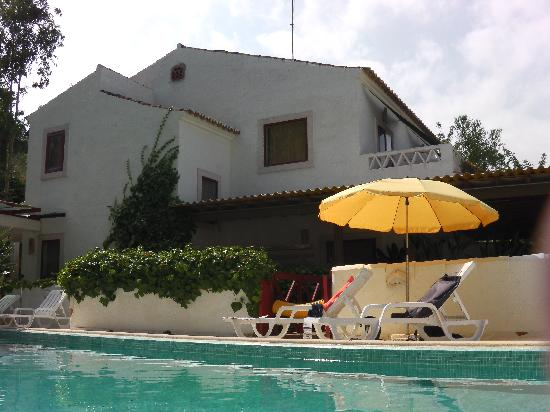 Tavira Inn: by the pool