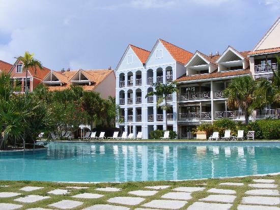 Taino Beach Resort & Clubs: Pool View