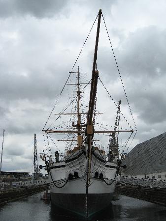 Chatham, UK: HMS Gannet