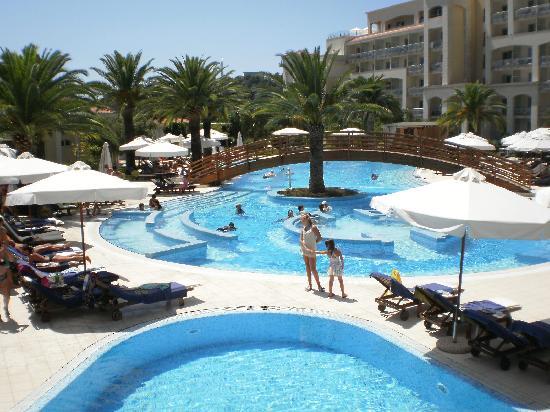 Bečići, Crna Gora: le splendide piscine