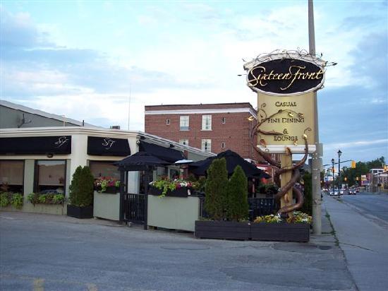 Sixteen Front : 16 Front Street - Orillia, Ontario