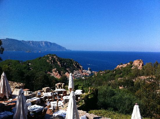Monte Turri Luxury Retreat: Blick von der Rezeption