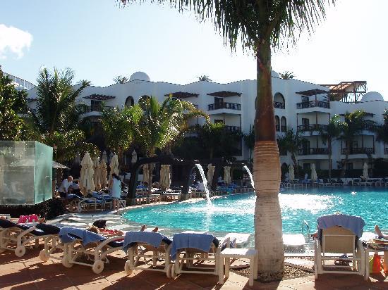 Princesa Yaiza Suite Hotel Resort: piscina