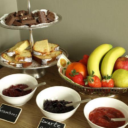 Pastorie van Merkem: Breakfast