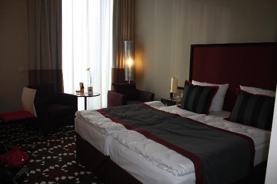 Mercure Hotel MOA Berlin: room