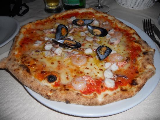 Pizza Montecristo