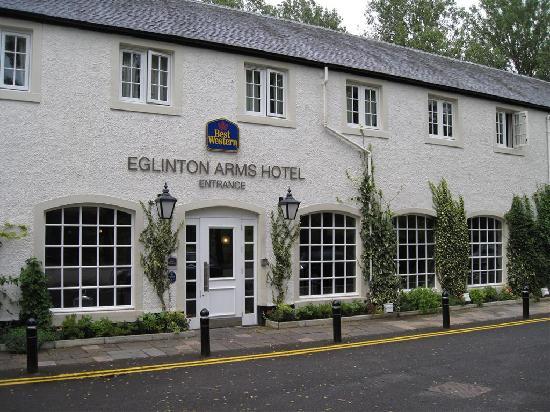 Best Western Glasgow South Eglinton Arms Hotel