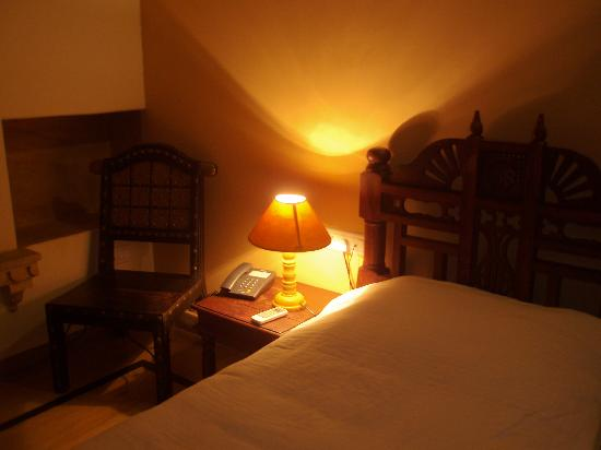 Hotel Golden Haveli: Our room