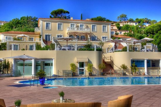 hotel mit pool und terrasse picture of villa belrose hotel gassin tripadvisor. Black Bedroom Furniture Sets. Home Design Ideas