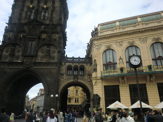 Prague Top Tour