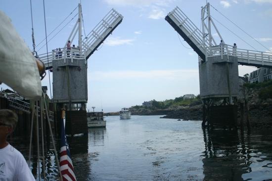 Silverlining Sailing: Perkin's cove