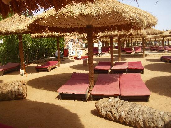 Gardenia Plaza Resort: Private beach
