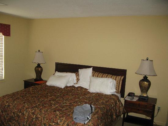 Williamsburg Plantation Resort: Master Bedroom