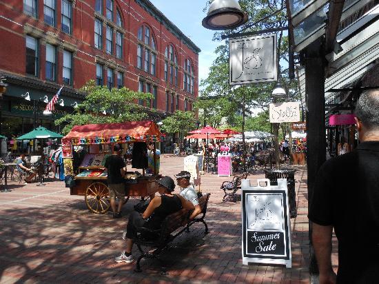 Church Street Marketplace : Marketplace