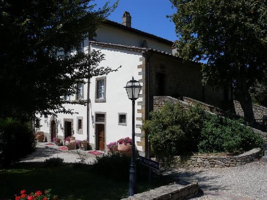 Relais Villa Baldelli: villa