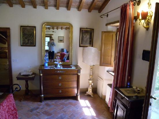 Relais Villa Baldelli: suite
