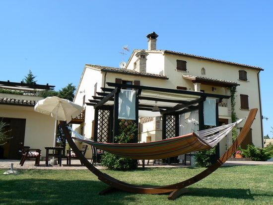 Cingoli, Italia: Maison