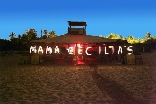 ‪MAMA CECELIA'S BEACH CAFE‬