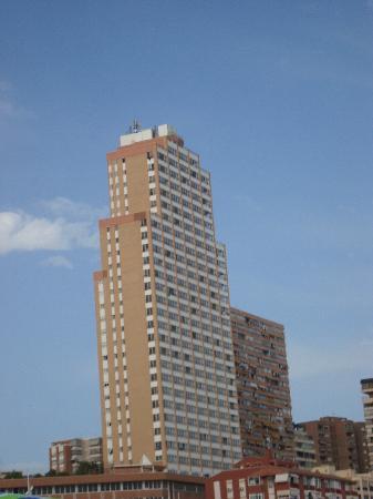 Playa de Poniente: Beni Beach Apartments