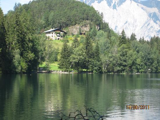 Hotel Regina: Lago delle meraviglie
