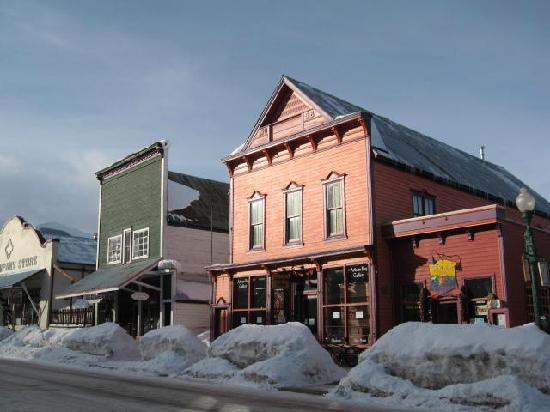 Cristiana Guesthaus: Historic downtown Crested Butte