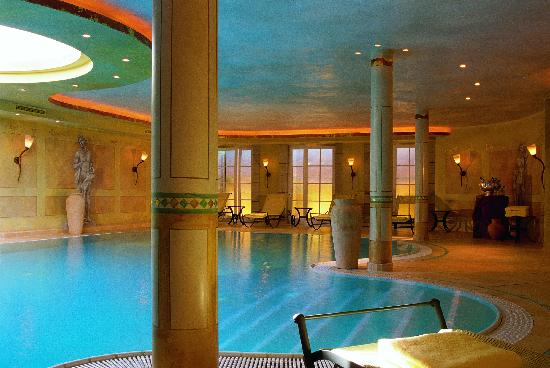 Tinnum, Germany: Pool des Private SPA