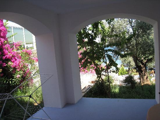 Omar Hotel : terrazzo