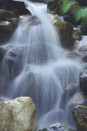 Rainbow Glacier Adventures LLC: Waterfall