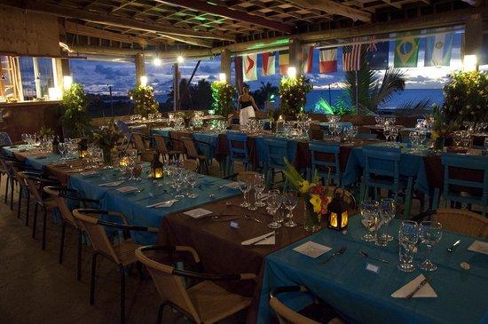 Au bout du Monde: El mejor Restaurant de Isla de Pascua