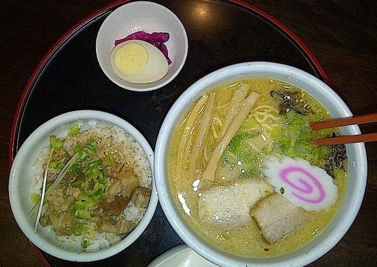 Photo of Japanese Restaurant Ramen Santouka at 1690 Robson Street, Vancouver V6G 1C7, Canada