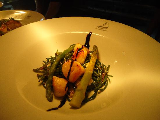 The Harbourmaster: food