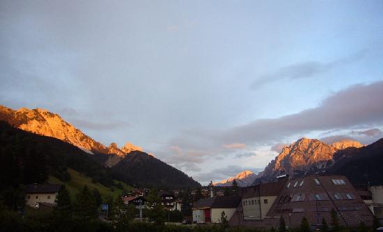 Hotel Condor: The evening sun