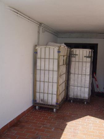 Sol Cala d'Or Apartamentos: unser Weg zum Zimmer
