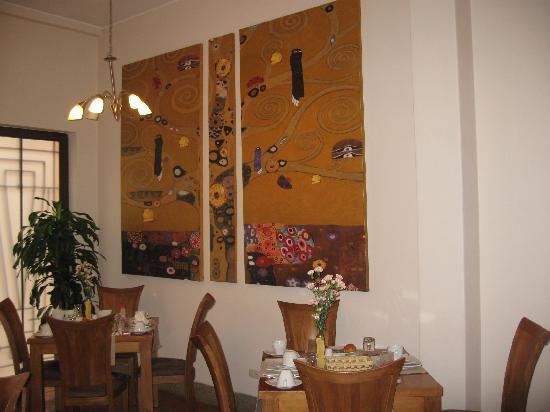 Hotel Casa Deco : Comedor