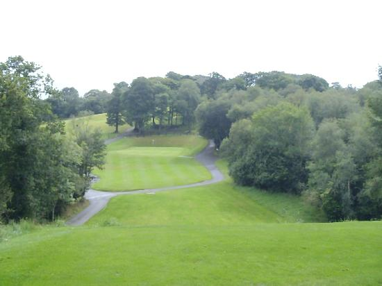 The Ashbury Hotel: One of my favourite holes on the Beeches course