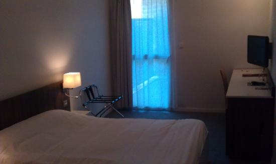 Inter-Hotel Le Coeur d'Or : chambre