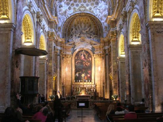 Iglesia de San Luis de los Franceses: San Luigi dei Francesi