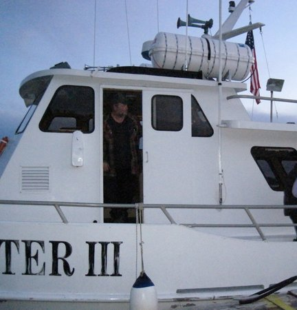 Grand Portage, MN: The Sea Hunter lll