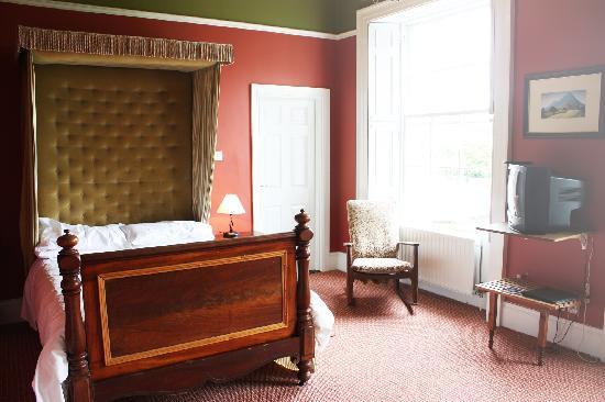 Belmont Hall : Double Bedroom