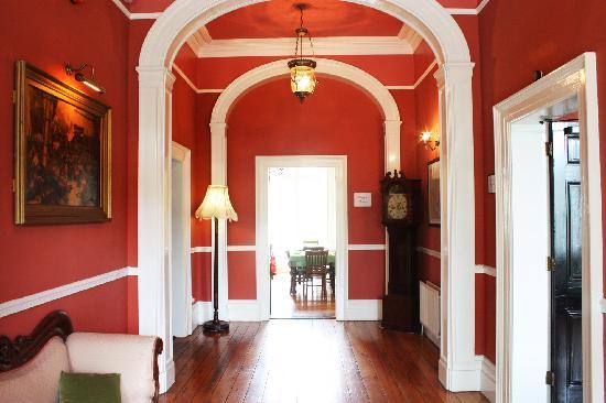 Belmont Hall : Entrance Hall