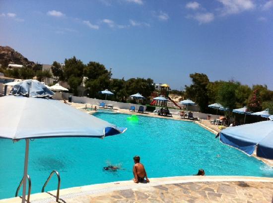 Mikri Vigla Hotel Pool