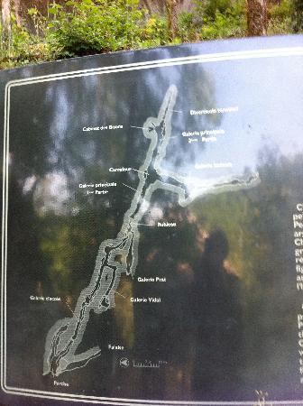 Grotte de Font-de-Gaume : Site of Font de Gaume caves