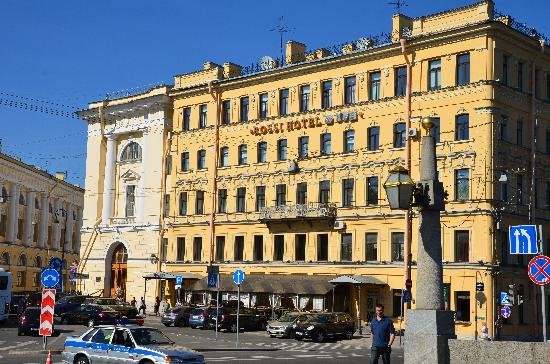 Rossi Hotel St Petersburg Tripadvisor