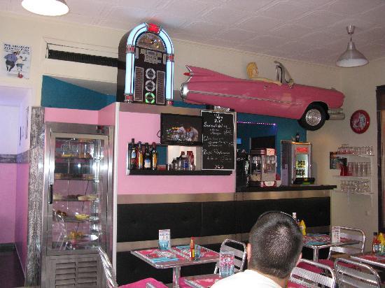 Fonzie American Diner, Amneville - Galerie des Thermes - 13 rue du ...