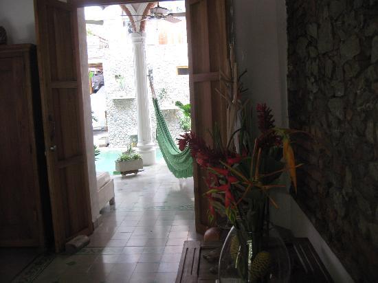 Casa Verde Hotel: hamaca
