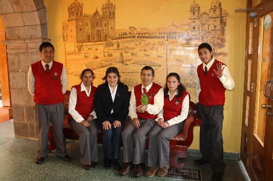 Hotel Rojas Inn: 100 % trustworthy and friendly staff